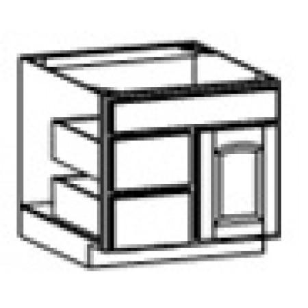"VSD24(L)/WHS(24"" Cabinet)"