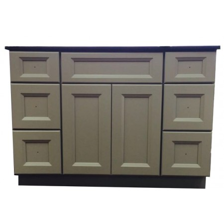 "VSD48/GRY(48"" Bundle)-6 Drawers"