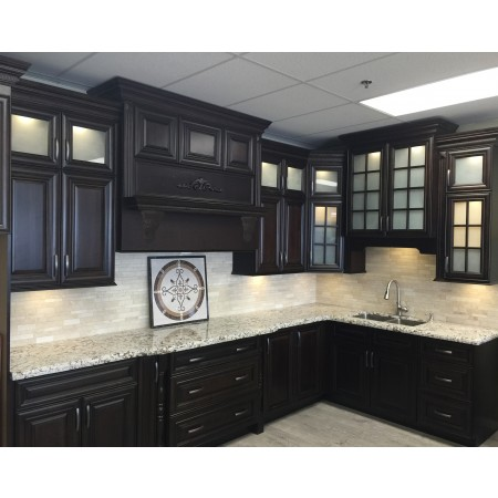 Cabinet (Dark Walnut Classic)