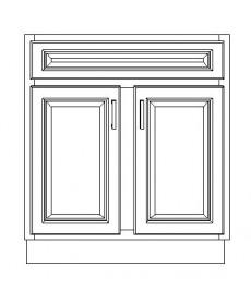 "VSB30/WHS(30"" Cabinet)"