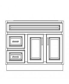"VSD42(L)/DWC(42"" Cabinet)"