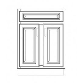 "VSB24/GRY(24"" Cabinet)"