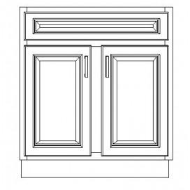 """VSB30D/IWC(30"""" Cabinet)"""