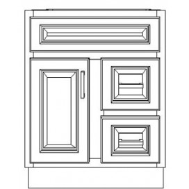 "VSD24(R)/DWC(24"" Cabinet)"
